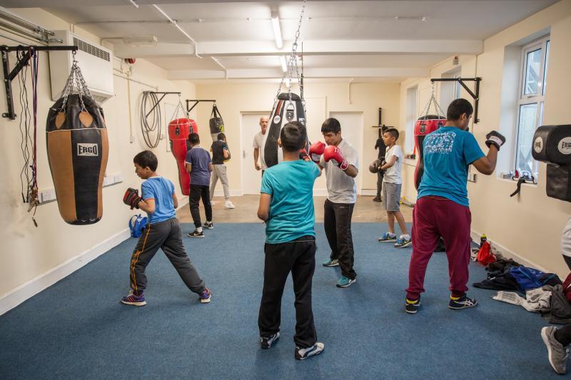 Fitness & Boxercise